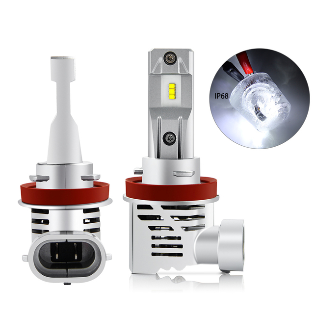 All in one ZES Led Headlight Bulb JG M3 - H11