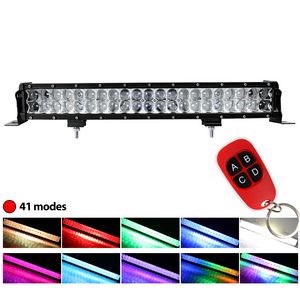 Rgb Light Bar with Remote Control JG-9624R-L