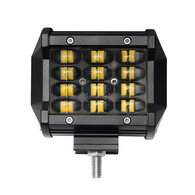 4 inch Mini Quad Row Light Bar JG-9643H