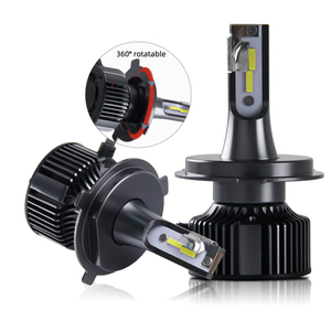 EMC Led Headlight Bulb with Fan JG-K9