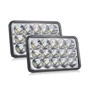 Rectangle Car Led Headlight 1002
